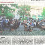 Sommerfest mit Rekord (Münchner Merkur, 24. August 2017)