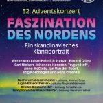 """Adventskonzert 2017 """"Faszination des Nordens"""""""