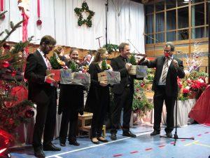 Schwedische Geschenkkörbe für unsere Dirigenten