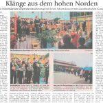 Klänge aus dem hohen Norden (Münchner Merkur, 14.12.2017)
