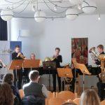 Erfolg beim Kammermusikwettbewerb des MON 2017/2018