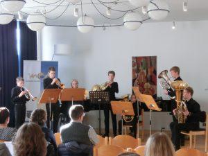 Kammermusikwettbewerb des MON