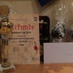 Erfolg der Blaskapelle beim Schützen-Cup