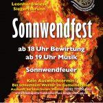 Sonnwendfest 2018