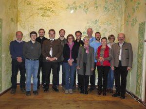 Mitgliederversammlung 2019 Die neue Vorstandschaft