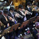 Viva Las Vegas! - Umjubeltes Frühjahrskonzert der Blaskapelle