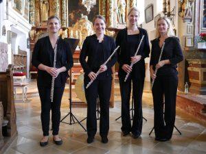 BK_Kammermusik Querflöten-Quartett