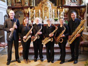 BK_Kammermusik Saxophon-Ensemble