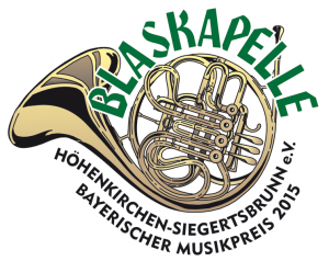 Logo Blaskapelle Höhenkirchen-Siegertsbrunn Musikpreis