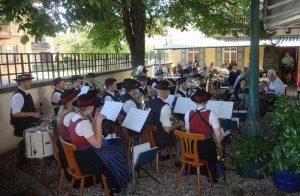 Biergartenmusik in Siegertsbrunn