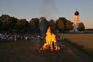 Sonnwendfest 2019 Feuer