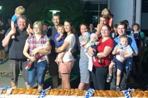Sommerfest BK 2019 Familien