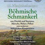 """Neujahrskonzert 2020 """"Böhmische Schmankerl"""""""
