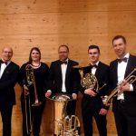 Blasmusik-Ensemble erreicht den Landeswettbewerb